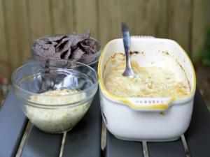 Warm Artichoke Parmesan Dip