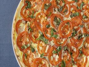 Ricotta And Tomato Tart Recipe
