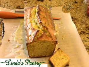 Lemon Lime Zucchini Bread