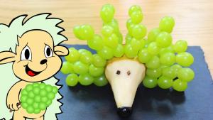 Fruit Hedgehog