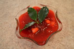 How To Make Mango Cranberry Sauce Christmas In July 1017967 By Cookingwithkimberly
