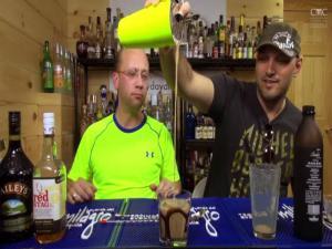 Mississippi Mudslide Cocktail