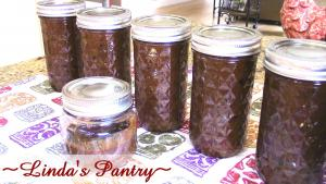 Canning Cherry Bourbon Bbq Sauce 1017009 By Lindaspantry