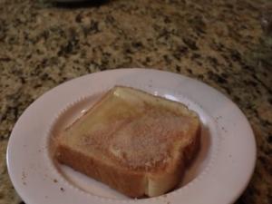 How To Make Cinnamon Toast
