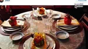 Ideas Para Decorar Tu Mesa De Thanksgiving