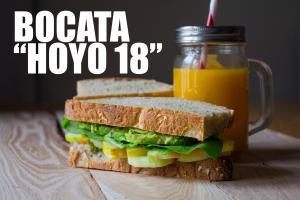 Como Hacer Un Bocadillo Hoyo 18 Saludable Y Fitness Grabado Con Una Go Pro 1020174 By Dicestuqueno