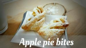 Delicious Apple Pie Bites