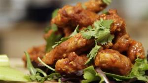 How To Make Spicy Chicken Wings 1006301 By Videojug