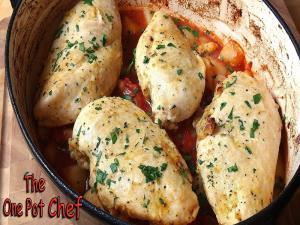 Moroccan Style Chicken