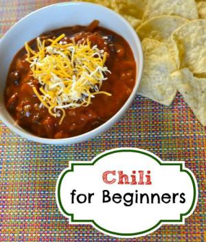 Chili For Beginners Pic