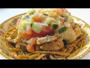 Bettys Italian Chicken Pasta Salad Recipe By Jennifer Smith 1018548 By Bettyskitchen