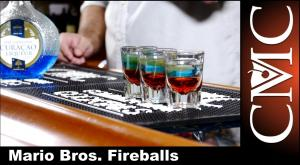 Fireballs Shooter