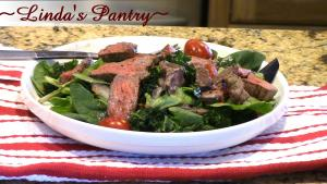 Healthy Lean Grilled Elk Salad With Lindas Pantry 1015195 By Lindaspantry