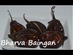 Bharva Baingan Punjabistuffed Eggplant 1015053 By Chawlaskitchen