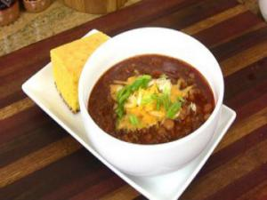 Crock Pot Turkey Chili Rp