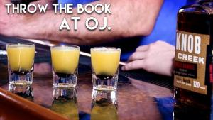 Throw The Book At Oj Shooter 1015786 By Commonmancocktails