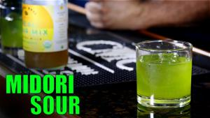 The Midori Sour 1017884 By Commonmancocktails