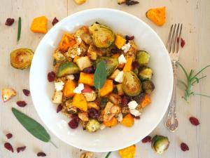 Dinner Recipe Autumn Harvest Quinoa Bowl 1018860 By C 4 Bimbos