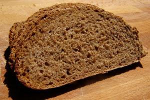Spiced Bran Loaf