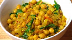 Chickpea Curry One Pot Chef