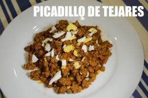 Picadillo De Tejares Receta Grabada Con Una Gopro 1020168 By Dicestuqueno