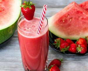 Summer Love Watermelon Pre Workout Smoothie