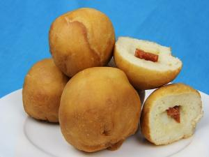 Sicilian Fried Dough Balls