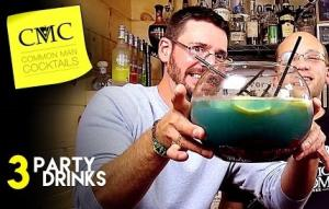 3 Great College Party Drinks