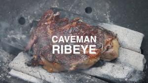 Caveman Ribeye Steak 1015441 By 0815 Bbq