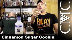 Cinnamon Sugar Cookie