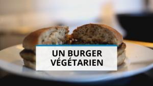 Recette Veggie Faites Un Burger Aux Champignons