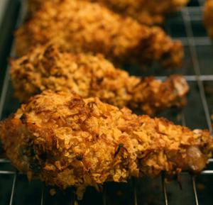 Oven Fried Chicken Imperial