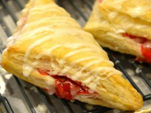 Arbys Cherry Turnover
