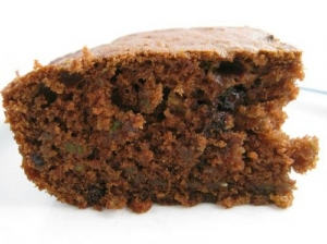 Dairy Free Chocolate Chip Applesauce Cake
