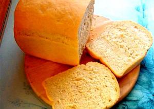 Pilgrims Pumpkin Bread