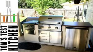 Saber Ez Outdoor Kitchen R Series Assembly 1017514 By Tdjtx