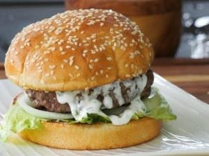 Pointers Transylvania Burger Recipe