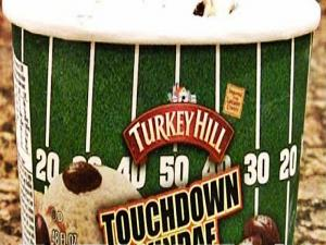 Turkey Hill Touchdown Sundae Ice Cream