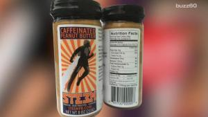Caffeinated Peanut Butter Is Truly A Complete Breakfast All On Its Own