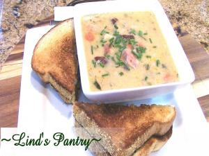 Smoked Ham And Potato Soup