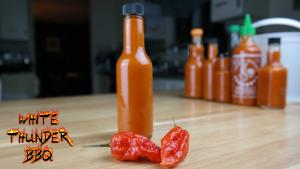 Ghost Pepper Hot Sauce