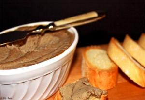 Liverwurst Spread