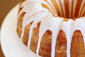 White Loaf Cake