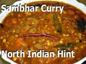 Best Tasting Sambar