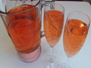 Bettys Mock Pink Champagne New Years Eve