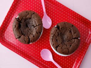 Chocolate Molten Lava Cakes 2