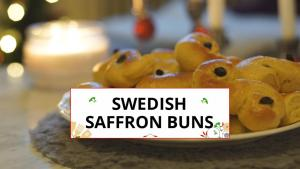 How To International Christmas Cooking Swedish Buns 1013015 By Zoomintv