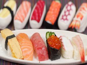 Nigiri Sushi Nigirizushi Recipe And Sushi Socks