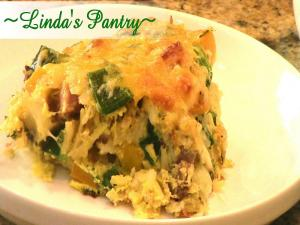 Easy Prep Ahead Breakfast Casserole