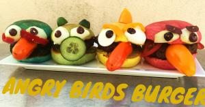 Angry Birds Burger 1016406 By 0815 Bbq